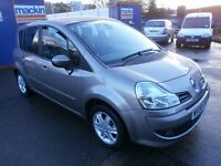 2008 RENAULT GRAND MODUSE 1.5 DCI, diesel, AUTOMATIC, 5DOOR, , FULL SERVICE HISTORY, VERY CLEAN