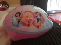 Disney princess - girls helmet 48 - 52cm