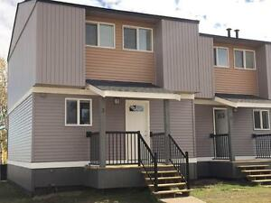 NICE NEWLY RENOVATED  3 BEDROOM TOWNHOMES
