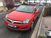Vauxhall,Astra 1.9 cdti turbo diesel sport convertible 2007 facelift mod mot sept 26 No advisories