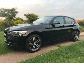BMW 1 Series 2.0 116D 64 Plate *Bluetooth, Screen, Sports/Comfort Button, Sensors, Start/Stop...