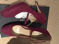 Shoes - Hobbs Mary Jane style never worn