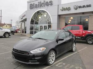 2013 Dodge Dart SXT | BLUETOOTH | LOW KM | ONE OWNER |