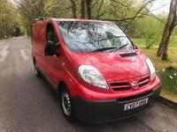 ***NISSAN PRIMASTER 2007 ONLY 99,000 MILES FSH IMMACULATE***