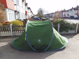 Eurohike Flash 3 Pop Up Tent - 3 person
