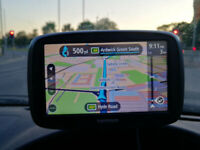 TomTom Start 50 latest UK / European Maps Perfect for delivery drivers Lifetime map updates