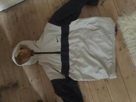 Nike vintage coat.