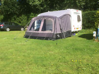 Vango Rapide 350 Inflatable Air Awning