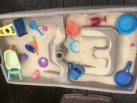 Sand pit / Water Table