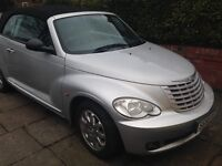 Chrysler PT Cruiser Limited Edition Convertible