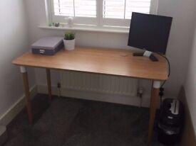 Ikea alve desk bureau in dalston london gumtree
