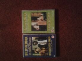 2 x Love Thy Neighbour dvd's for sale.