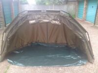 JRC CONTACT Green Tent Bivvy 2 people. £70 or best offer. Wonderful condition, used once