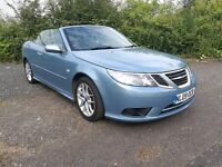 BARGAIN *STUNNING * SAAB 93 CONVERTIBLE VECTOR SPORT* FULL SERVICE HISTORY**