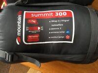Mountain Life Summit 300 Sleeping Bag