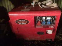 Stahl Kraft Diesel generator needs parts/repair