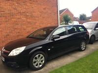2008 Vauxhall vectra design 2.2 petrol estate 100k miles