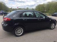 Car Chevrolet Lacetti 1.6 petrol 12 Month MOT