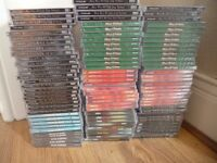 CD LOT, 100 cd's all brand new and sealed, ideal for resale, £10.00