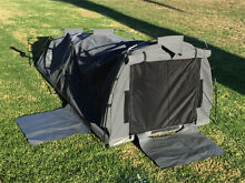 $160 Brand New Dome King Single Canvas Swag with Carry Bag Pooraka Salisbury Area Preview