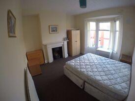 Single room, 8 Duddingston, Bills included