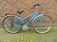 Reflex Lafayette Ladies Retro-Look Bike