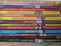 Children Early Reader Collection 14 Books Set of Horrid Henry Children's books