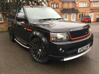 2012 (62) LAND ROVER RANGE ROVER SPORT 3.0 AUTOBIOGRAPHY SPORT 4X4 CHEAPEST ON THE MARKET