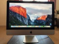 """iMac 21.5"""" 4K 1tb storage"""