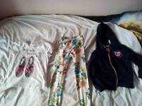 Over 50 items. Bundle of girls clothes 5-6 years