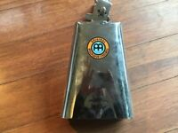 Wokingham Drum Sales - AA Meinl Real Player Large Chrome Cowbell and Post