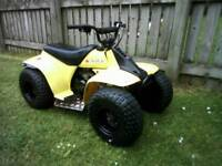 Genuine suzuki lt50 kids quad great condition