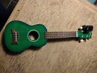Green Ukelele