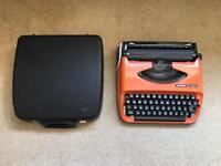 Retro Typewriter (circa. 1970's)