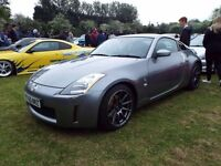 Nissan 350z GT Spec (2005) - Lots of extra's