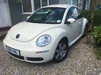 Volkswagen Beetle Luna 1.6 3 door beige, FSH, cambelt done