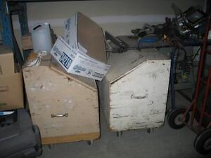 lock up job boxes casters are more than that Kawartha Lakes Peterborough Area image 1