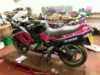 1990 Kawasaki zzr 600 d for sale