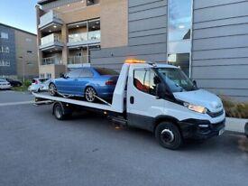 24/7 BREAKDOWN LONDON ESSEX KENT HERTS CAR VAN RECOVERY TRANSPORTATION SERVICE M25 A406