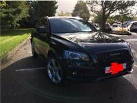 Audi q5 sline still in warranty low mileage
