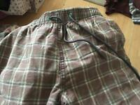 Men's shorts small size