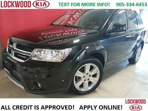 2013 Dodge Journey R/T - 7 SEATS, LEATHER, NAVIGATION, SUNROOF