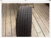 Tyres - full set of four 235/55 R18 104W XL Heavy Duty Tyres