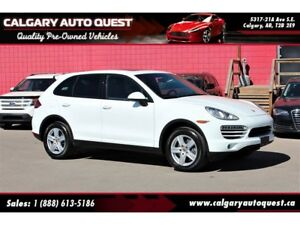 2014 Porsche Cayenne AWD/NAVI/B.CAM/LEATHER/SUNROOF