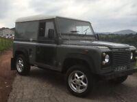 *** Land Rover defender 200tdi swap px car van ***