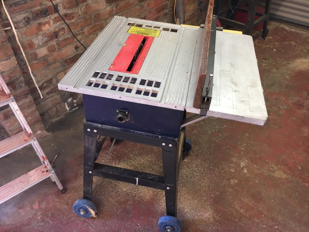 Craft 10 Table Saw