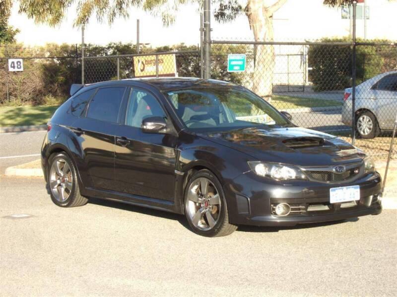2009 Subaru Impreza Wrx Sti Hatchback Cars Vans Utes Gumtree