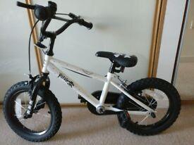 Boy's pirate bike