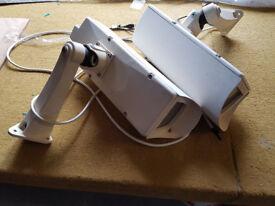 CCTV Camera Housing x2 - Heavy Duty TransPac