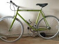 MBA Track 55cm Fixie Bike/Single Speed Road Bicycle